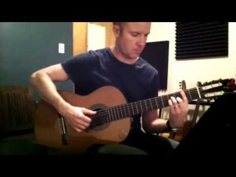 Lana Del Rey: Once Upon a Dream for classical guitar + TAB
