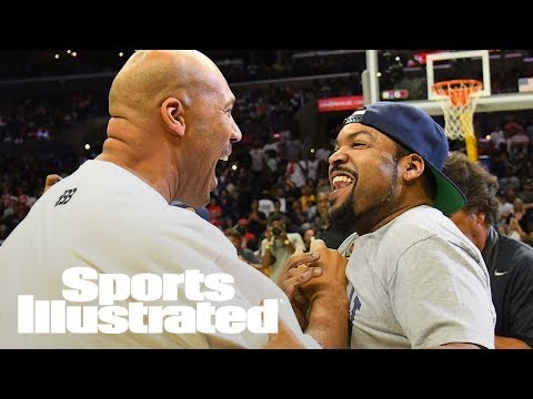 Athletes React To Charlottesville, LaVar Vs. Ice Cube Shooting Contest | SI NOW | Sports Illustrated