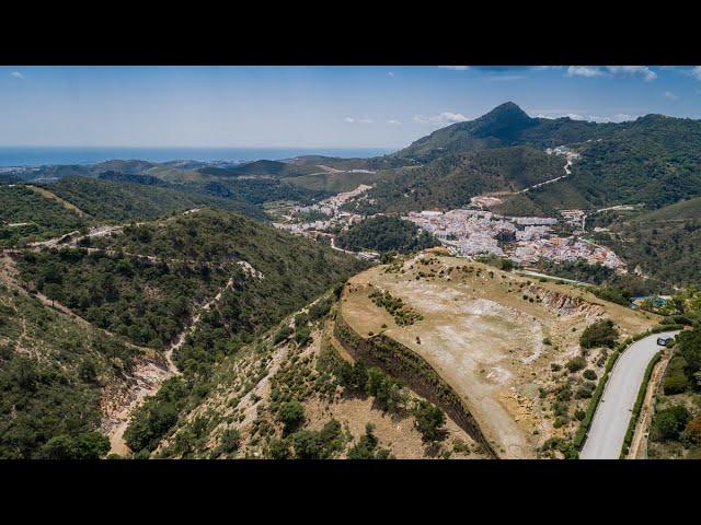 La Zagaleta, Gigantic plot for Sale with Sea Views
