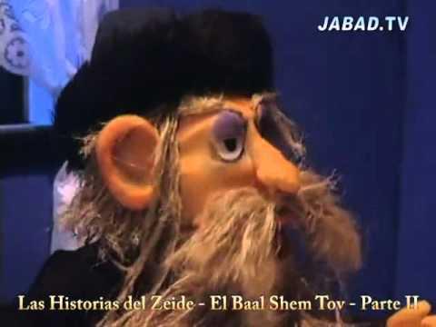 La historia del Baal Shem Tov - Títeres para chicos