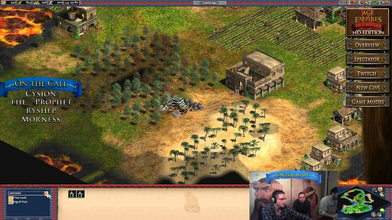 aoe ii hd announcement