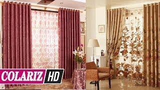 LATEST DESIGN! 55+ Beautiful Living Room Curtain Ideas You