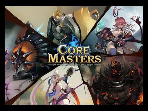 CORE MASTER Online Tutorial [OBT] Garena