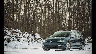Volkswagen Golf Alltrack 2018 Car Review