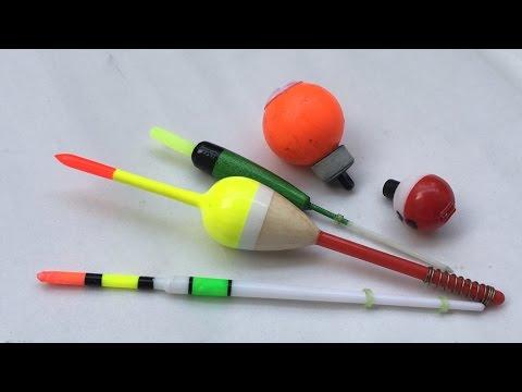 DIY - Fishing Tips - How To Use Non-Slip Fishing Floats - Cách Dùng Phao Tĩnh