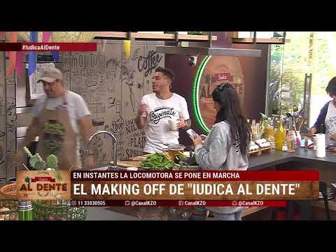 Iudica Al Dente - Programa #85 24/10/2017
