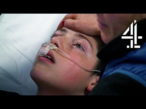 Mother Begs Her Son to Breathe Again | 24 Hours in A&E