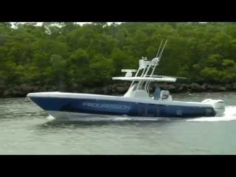 Intrepid Powerboats on the Water (Episode 6) 2015