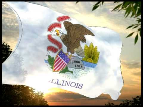 Illinois (State of the USA / Estado de los EE.UU.)