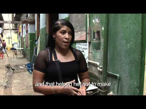 A community centre inspires an adolescent girl in Panama