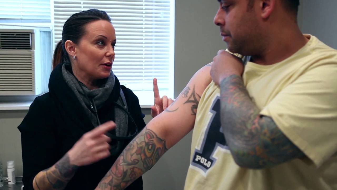 Clean slate laser tattoo removal commercial for white for Clean slate tattoo removal