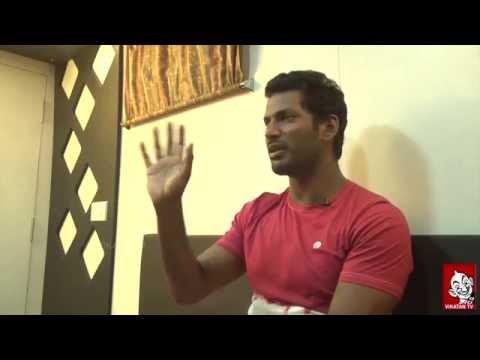 Vishal on Relationship With Varalakshmi Sarathkumar