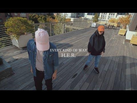 H.E.R. - Every Kind Of Way || Daniel Jerome Choreography