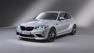 BMW M2 Competition exterior and interior