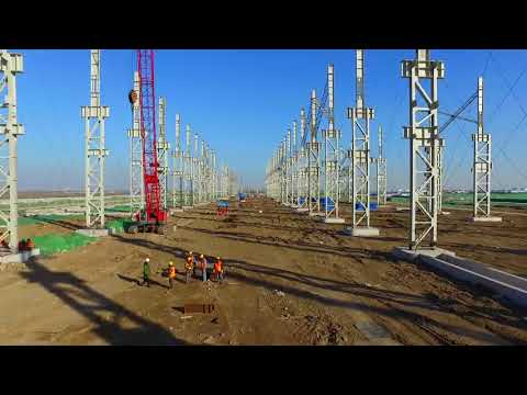TIDFORE Tianjin construction