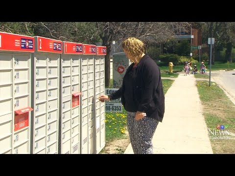 Toronto-area Woman's Community Mailbox Moved 1 Kilometre Away