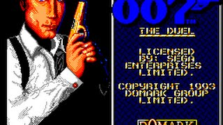 Master System Longplay [094] James Bond 007 - The Duel