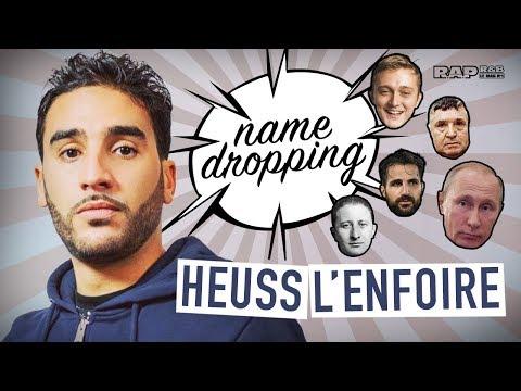 Youtube: HEUSS L'ENFOIRÉ nous parle de… Toto Riina, Vald, Poutine, Fàbregas, Hakan Sükur…
