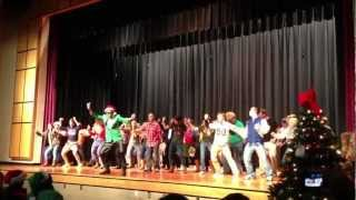"Porter Ridge High School ""Home For The Holidays"" Winter Clip"