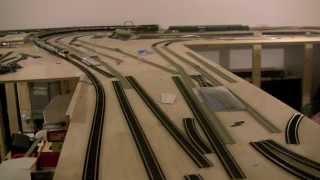 oorail.com | New Model Railway Layout Extension - Eastern Region HST