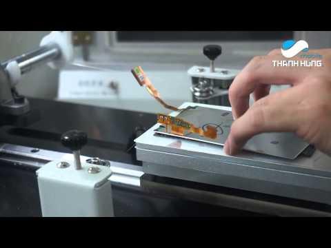 Thay mặt kính HTC m8 được thực hiện như thế nào?