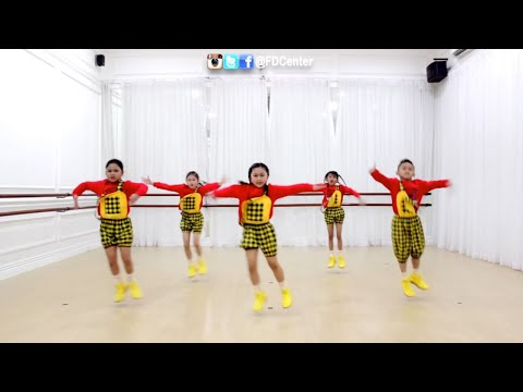 KIDS DANCE CHOREOGRAPHY HIP HOP DANCE VIDEO DANCE INDONESIA