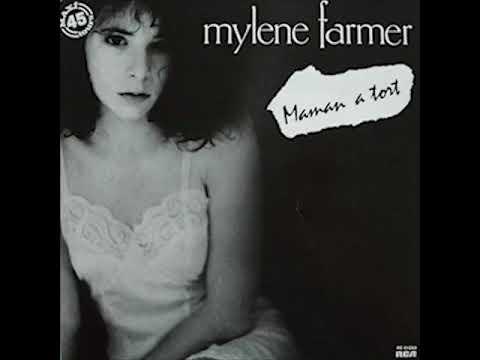 mylene farmer - maman a tort