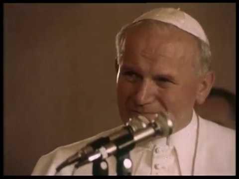 """Film """"Pielgrzym"""" - Pierwsza pielgrzymka Jana Pawła II do Ojczyzny - 2-10 czerwca 1979 r."""