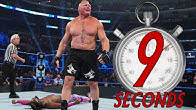 11 Shortest WWE Title Changes In History