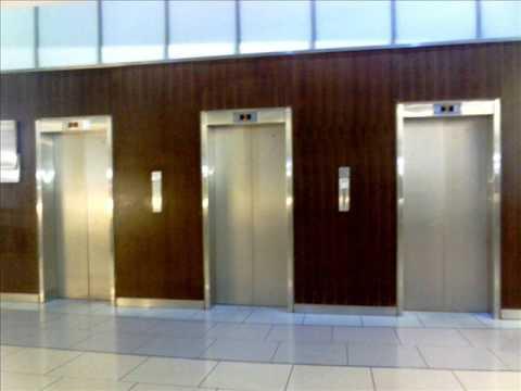 Electra elevators in Cinema City Ramat Hasharon