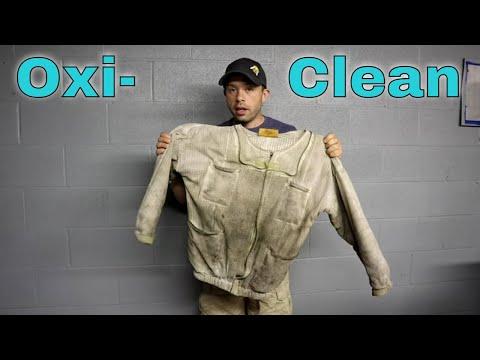 Oxi-Clean vs Filthy