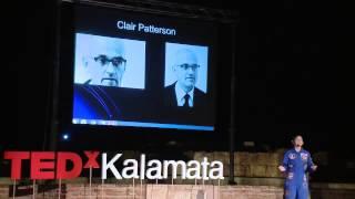 Alyssa Carson TEDx Talk Kalamata Nasablueberry