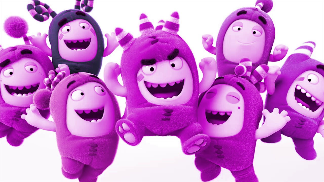 Oddbods Episode New 15 Oddbods With Learn Colors