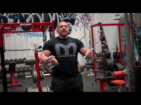How to do a Low Cable Crossover For Upper Chest Development | Tiger Fitness