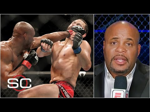Daniel Cormier reacts to Kamaru Usman's knockout of Jorge Masvidal at UFC 261 | SportsCenter