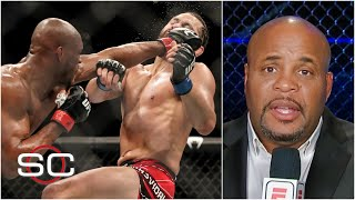 Daniel Cormier reacts to Kamaru Usman's knockout of Jorge Masvidal at UFC 261 | SportsCenter