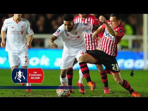 Exeter 2-2 Liverpool - Emirates FA Cup 2015/16 (R3) | Goals & Highlights