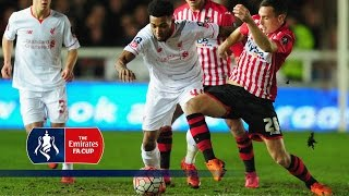 Exeter 2-2 Liverpool - Emirates FA Cup 2015/16 (R3)   Goals & Highlights