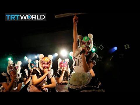 "Money Talks: Japan's latest J-Pop band ""Virtual Currency Girls"""