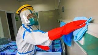 Ebola in Dallas: CDC Confirms the First Case in the U.S.