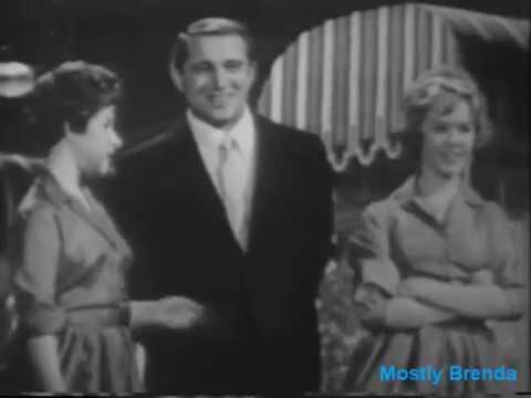 Brenda Lee & Joey Heatherton Duet  Perry Como & Bea Arthur 1960