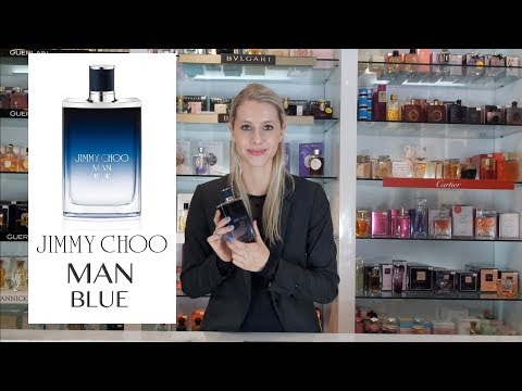 Jimmy Choo Man Blue EDT Review
