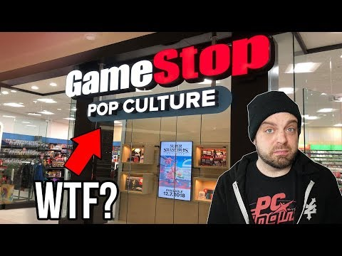 Is This A NEW GameStop Concept Store?!  | RGT 85
