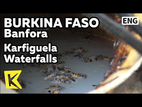 【K】Burkina Faso Travel-Banfora[부르키나파소 여행-방포라]카피궬라 폭포와 음료/Karfiguela Waterfalls/Coconut/Beverage/Sap