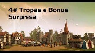 4# Tribal Wars Quarto Dia, Bonus Surpresa e muito Farm