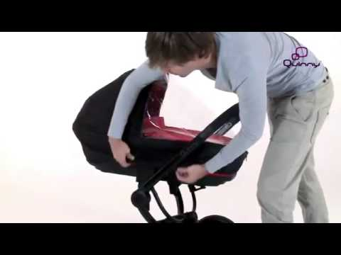 Quinny Carrycot Instruction Video