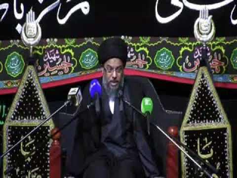 06 Majlis 06 Muharram 1439 2017 Maulana Aqeel Ul Garavi
