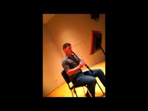 Travis Hogue - Audition for the University of North Texas College of Music 2013 Fall Semester
