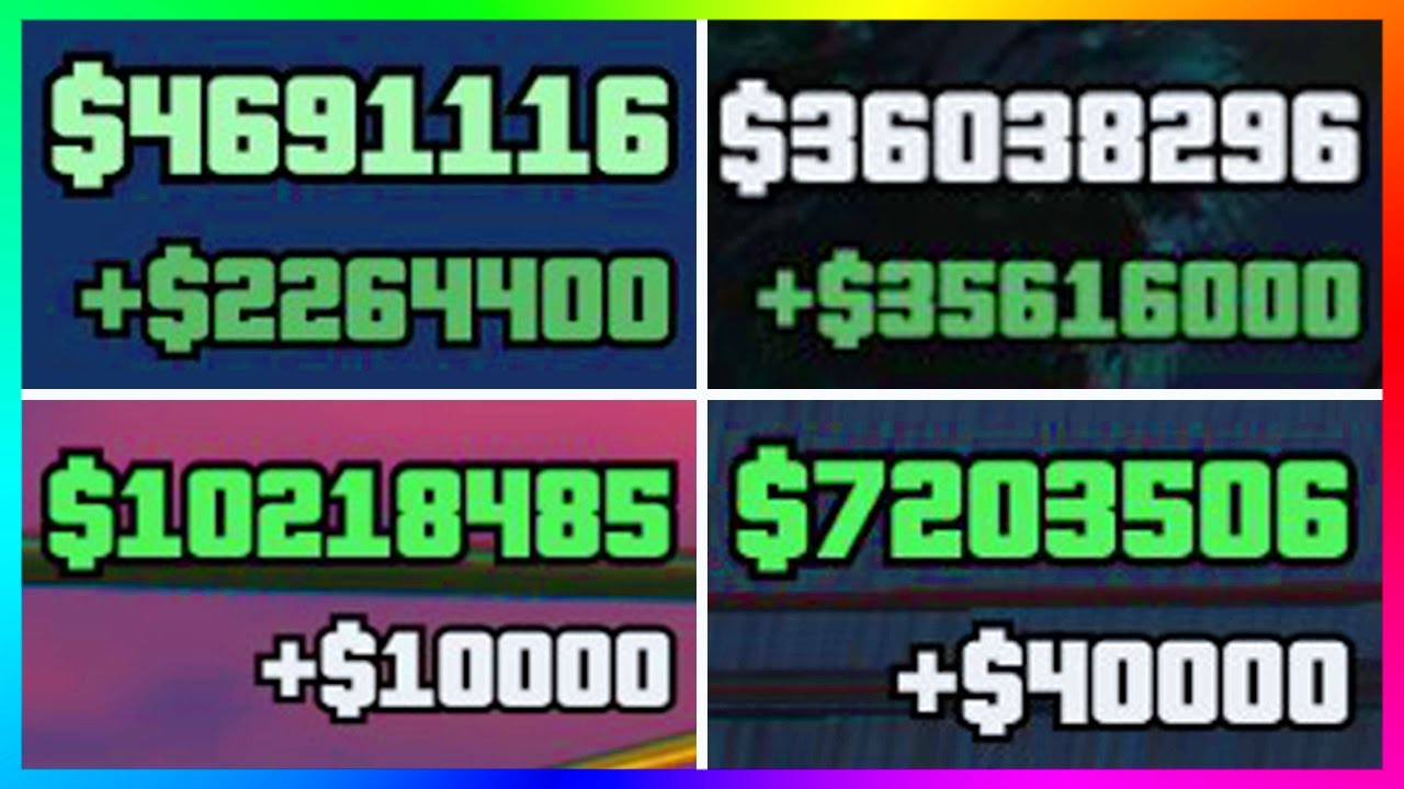easiest way to earn money in gta 5 the new best ways to make the most money in gta online 5468