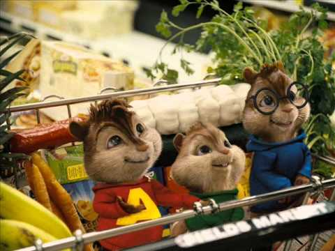 Not too young [From Shake it up] - Chris Trousdale and Nevermind (Chipmunks Version)